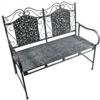 mobilier metalic terasa