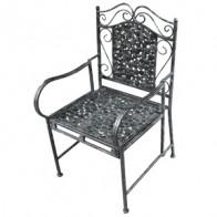 scaun metalic terasa